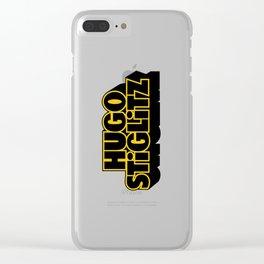 Hugo Stiglitz Clear iPhone Case