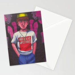The More You Ignore Me Stationery Cards