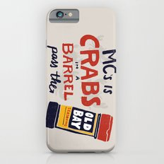 Old Bay Slim Case iPhone 6s