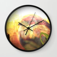 Genasearak Wall Clock