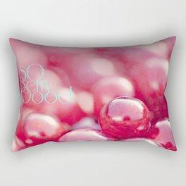 SO Berry Good Rectangular Pillow