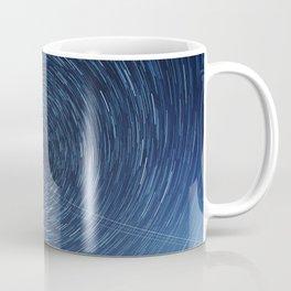 Spinning Winter Night Coffee Mug