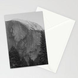 Yosemite Black & White Stationery Cards