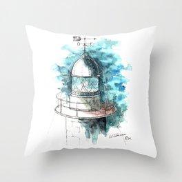 Lighthouse #2 Throw Pillow