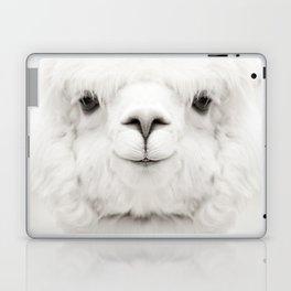 SMILING ALPACA Laptop & iPad Skin