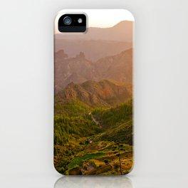 Gran Canaria 1.3 iPhone Case