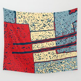 Graphic R8 Wall Tapestry