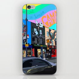 Camden iPhone Skin
