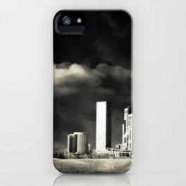Tripoli, Libya [Skyline] - Midnight Moon iPhone Case