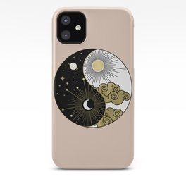Yin and Yang Theme iPhone Case