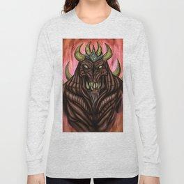 Fire Demon Long Sleeve T-shirt