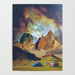 Distance II Poster