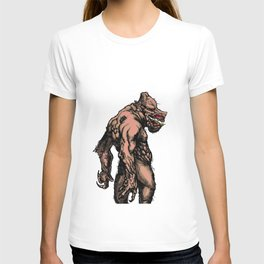 The Big Bad Pig Man T-shirt