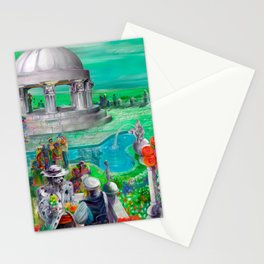 The Great Gastbone Stationery Cards