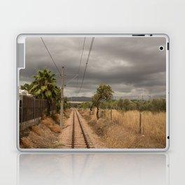 Spanish Railway Laptop & iPad Skin