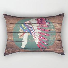 Dead Cheif Rectangular Pillow