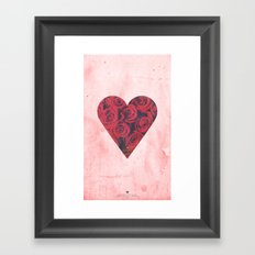 Upendo Framed Art Print