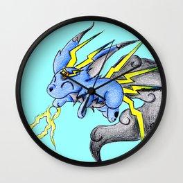 Bolt Carbuncle Wall Clock