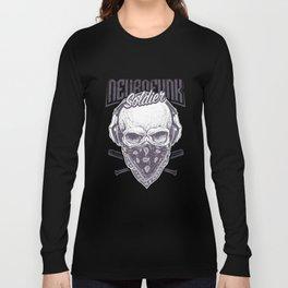 Neurofunk Soldier Long Sleeve T-shirt
