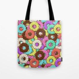 so many donuts Tote Bag
