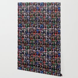 Rubino Skull Trash Wallpaper