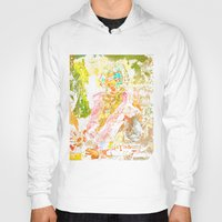 david fleck Hoodies featuring David by Lanny Quarles