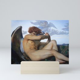 FALLEN ANGEL - ALEXANDRE CABANEL Mini Art Print