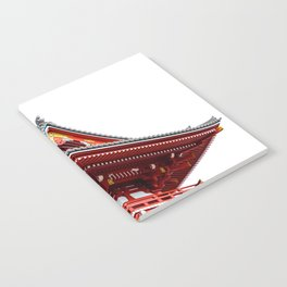Temple Detail Notebook