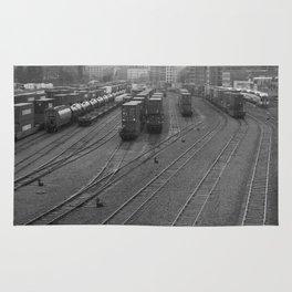 Railyard Rug