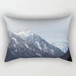 Mountains Austria Rectangular Pillow