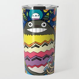 Totorotoro Madness Catbus Meownificent Awesomeness Travel Mug