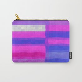 Sweet Squares Carry-All Pouch