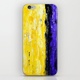 Color Combo #4 iPhone Skin