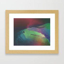 CHOKA Framed Art Print