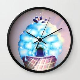 Igloo Flavour Wall Clock