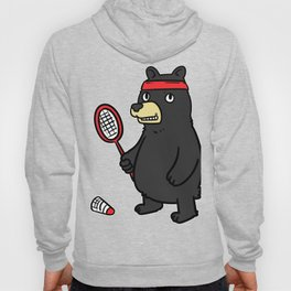 Badminton Badminton Badminton Gift Sport Racket Game Hoody