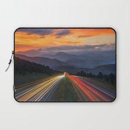 I-70 Traffic Laptop Sleeve