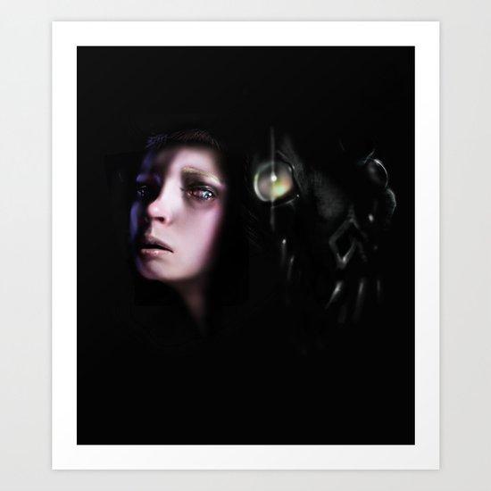 Dreamthief Art Print