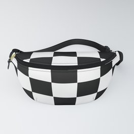Checkerboard Fanny Pack