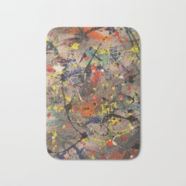 Funky Emotions Bath Mat