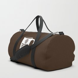 Mornings Are For Coffee And Contemplation Duffle Bag