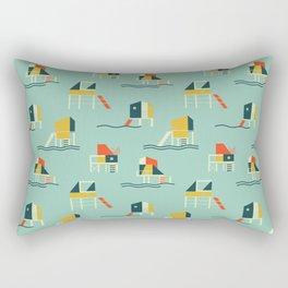 DELTA ARCHITECTURE Rectangular Pillow