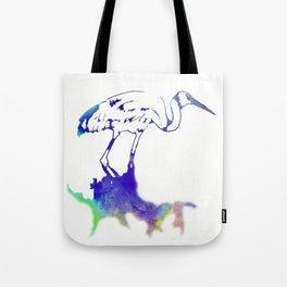 Brolga Dance - Ria Loader Tote Bag