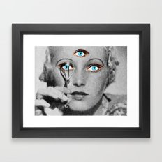 Cosmetic and Other Changes Framed Art Print