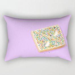 Fairy Bread Hugs by Ballsy Creative Rectangular Pillow