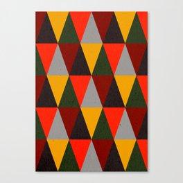 Ternion Series: Wintertide Carnival Time Canvas Print