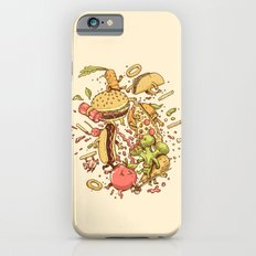Food Fight Slim Case iPhone 6s