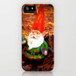 Mr. Gnome iPhone Case