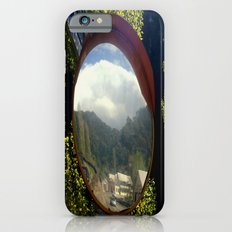 A town within a Bubble Slim Case iPhone 6s
