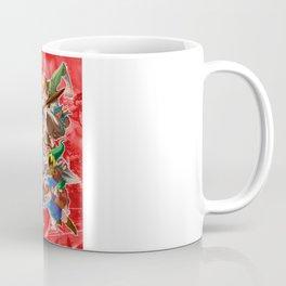 Zelda Mash Up Coffee Mug